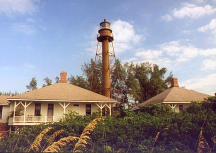 Foghorn Publishing ... Lighthouse Explorer Database ... Sanibel Island Light